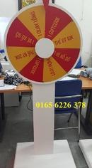 Tp. Hồ Chí Minh: Vòng quay may mắn giá rẻ phục vụ sự kiện, quảng cáo, ... . CL1699680