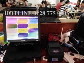 Máy tính tiền cảm ứng giá rẻ tại Hải Phòng