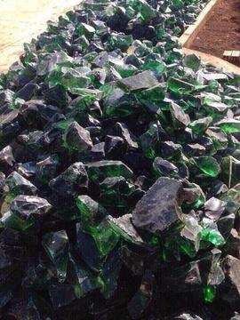 Cung cấp Đá Thủy tinh núi lửa giá rẻ ở Vị Thanh