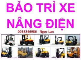 Bảo trì, Sửa xe nâng hàng chuyên nghiệp, cơ động toàn quốc 0938246986