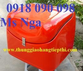 bán thùng giao hàng tiếp thị, thùng chở hàng , thùng chở hàng cách nhiệt sau xe