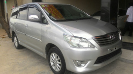 Bán xe Toyota Innova V 2. 0 AT 2012, 669 triệu, xe trong nước