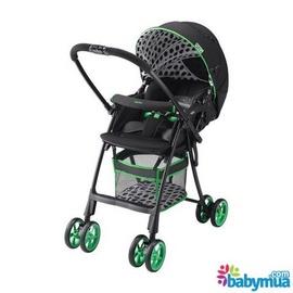 Xe đẩy trẻ em Aprica AirRia Green