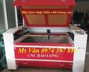 Tp. Hồ Chí Minh: Máy Laser 1390 - Cắt khắc da, vải, làm quảng cáo CL1699926