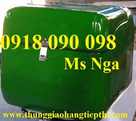 thùng giao hàng , thùng chở hàng, thùng giao hàng cách nhiệt, thùng tiếp thị