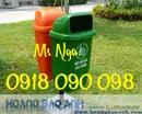 Gia Lai: chuyên bán thùng rác cố định , thùng rác treo , thùng rác composite CL1700288P4