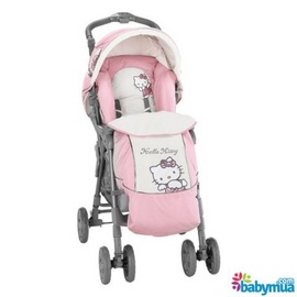 Xe đẩy Hello Kitty Brevi BRE711-HK