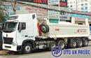 Bình Dương: Romooc ben Cimc 24 khối nhập khẩu CL1702100