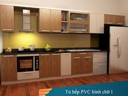 Tủ bếp Acrylic có tốt hơn tủ bếp nhôm kính