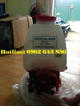 Cơ sở phân phối máy phun thuốc Honda Greenland KSF3501 cho dự án giá tốt