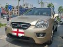 Tp. Hà Nội: Kia Carens 2. 0AT dầu 2008 vàng cát CL1700057