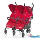 Tp. Hồ Chí Minh: Xe đẩy đôi Brevi Marathon BRE764-003 Red CL1699991