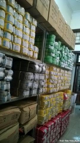 0913146682- Đại lý cáp vải, cáp vải bản dẹt/ tròn Hàn Quốc từ 1 tấn đến 20 tấn
