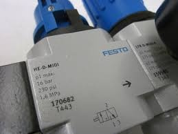 Thiết bị tự động hóa công nghiệp - Festo/ CPE18-M1H-5L-1/ 4