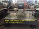 Tp. Hồ Chí Minh: Máy đục vi tính 4 đầu, máy đục gỗ cnc 4 đầu giá rẻ CL1699245