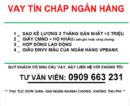 Tp. Hồ Chí Minh: Cho vay tiền lãi suất thấp không cần thế chấp tài sản 0976 502 319 CL1700057