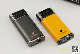 Bật lửa xì gà, hộp quẹt xì gà Cohiba BLH097 chính hãng