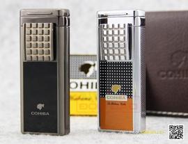 Bật lửa hút Cigar Cohiba, hộp quẹt Cigar Cohiba BLH629 xịn