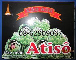 Cao ATISO, loại 1= mát gan, hạ cholesterol, giải nhiệt hiệu quả , giá rẻ