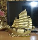 Tp. Hà Nội: Thuyền buồm bằng đồng, Thuyền vàng , thuyền chở tiền, vật phẩm phong thủy, mô hìn CL1700641
