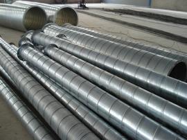 Công ty chuyên cung cấp ống gió tròn xoắn giá rẻ
