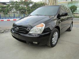Bán xe Kia Carnival 2009, nhập khẩu, 505 triệu, giá tốt, màu đen