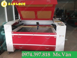 Laser 1390 chuyên cắt vải, làm quảng cáo giá rẻ nhất thị trường