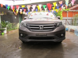 Ô tô xe Honda CRV 2. 4AT 2013, 969 triệu