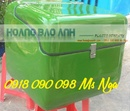 Tp. Hồ Chí Minh: bán thùng giao hàng sau xe, thùng giao cơm, thùng giao bánh kẹo, thùng giao quần CL1700586