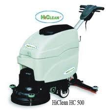 Máy chà sàn liên hợp HC500 giá mềm