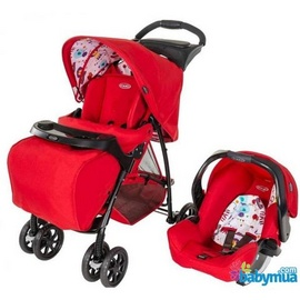 Xe đẩy Graco Travel System Mirage+ Circus 1913561
