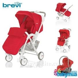 Xe đẩy 2 chiều Brevi Verso Bre713