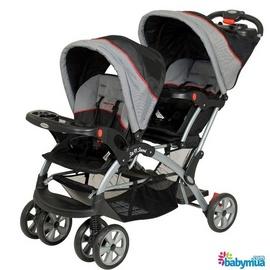 Xe đẩy đôi Baby Trend Double Sit N Stand Stroller Millennium