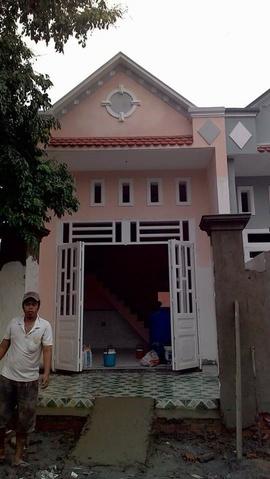 Nhà hẻm vào 1 sẹc Tân Hòa Đông (5x12m), sổ hồng riêng