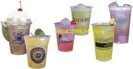 Chuyên cung cấp các loại ly nhựa, in logo hình ảnh trên ly. ..