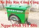 Tp. Hồ Chí Minh: Xe đẩy rác ,xe rác 660l, 1000l, thùng đựng rác các loại 60l, 90l, 120l, 240l CL1700422