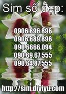 Tp. Hồ Chí Minh: Sim: 0902, 0903, 0906, 0907, 0908, 0909, Rẻ nhất HCM CL1700329