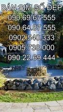 Tp. Hồ Chí Minh: Sim: 555, 333, 000, Đầu: 0903, 0906, 0907, 0908, 0909, Rẻ CL1700445