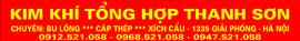 Cáp vải & cáp thép cẩu hàng bán Ha Noi 0912.521.058 ở 1335 Giải Phóng