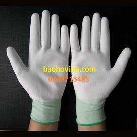 Găng tay phủ PU đầu ngón, 0938713485 cung cấp găng tay các loại giá rẻ!