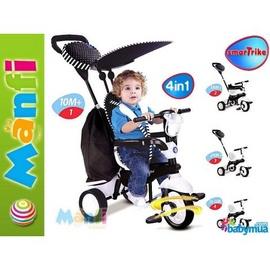 Xe đạp cảm ứng Smart-Trike Spark đen trắng