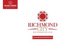 Thông báo: Giữ chỗ căn hộ Richmond City Nguyễn Xí Bình Thạnh Hưng Thịnh