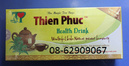 Tp. Hồ Chí Minh: Trà Thiên Phúc-*- ,thanh nhiệt, giảm cholesterol, thải độc, chống hoa mắt- giá rẻ CL1700446