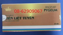 Bán PYGEUM- Sản phẩm tốt, chữa tuyến tiền liệt, hiệu quả- giá tốt