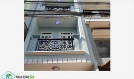 f. **. . Bán nhà mới xây 2016 Lạc Long Quân, Phường 10, Quận 11