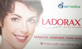 Bán Ladoraz-Giúp Làm cho trăng da, mịn và đẹp DA