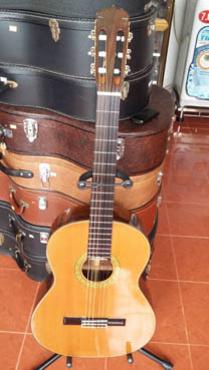 Bán guitar Nhật hiệu Matsouka 30