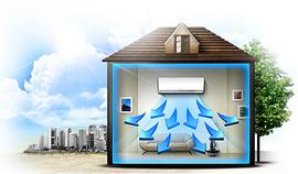 *** Nguyên lý làm việc của máy điều hòa không khí