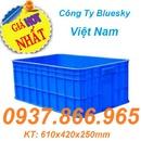 Tp. Hà Nội: kệ dụng cụ to, khay nhựa ốc vít a8, thùng nhựa có nắp, sọt nhựa quai sắt CL1701331