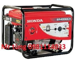 giảm giá máy phát điện Honda EP4000CX(đề nổ) giá rẻ nhất